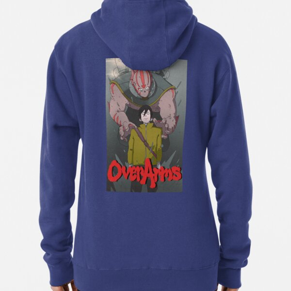 Over Arms - Anima Pullover Hoodie