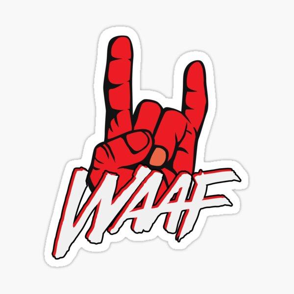 WAAF Magnet