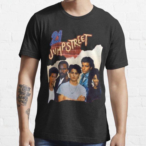 21 Jump Street Cast Camiseta esencial