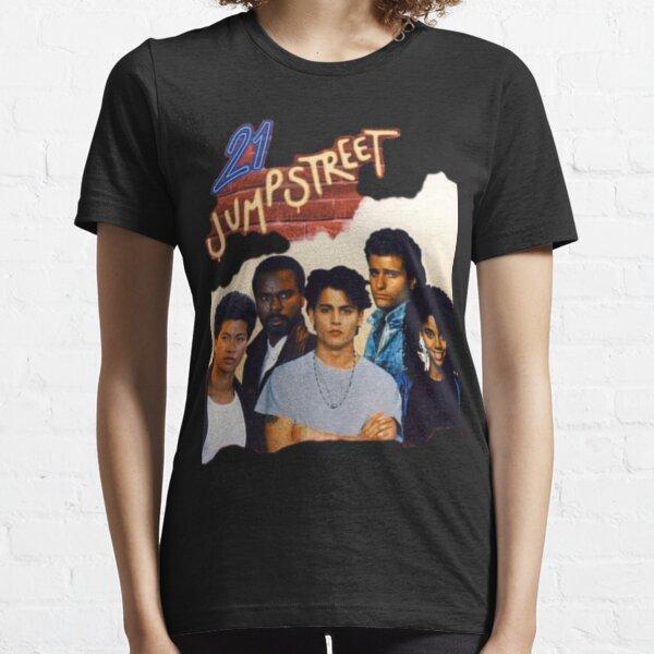 21 Jump Street Cast T-shirt essentiel