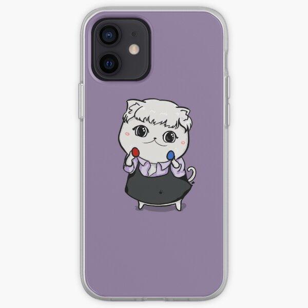 Myu-sei the Cat iPhone Soft Case