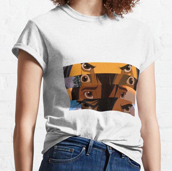 Spirit, wild looks Classic T-Shirt