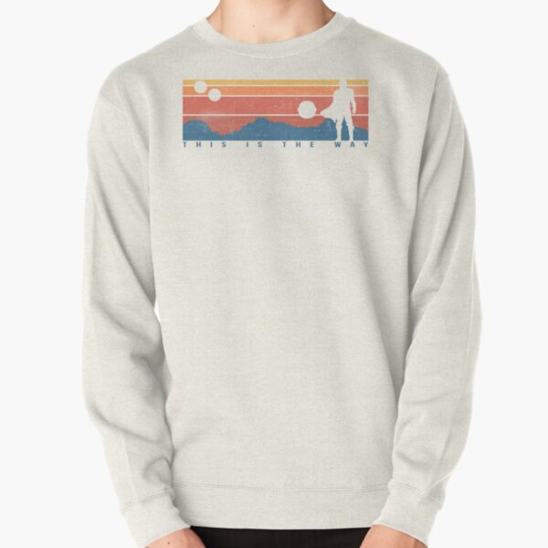 This is the Way Retro Pullover Sweatshirt