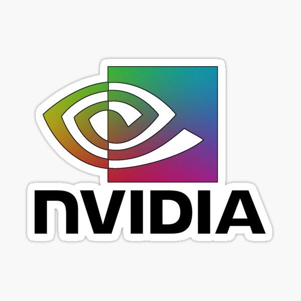 Nvidia Chroma (RGB) Sticker