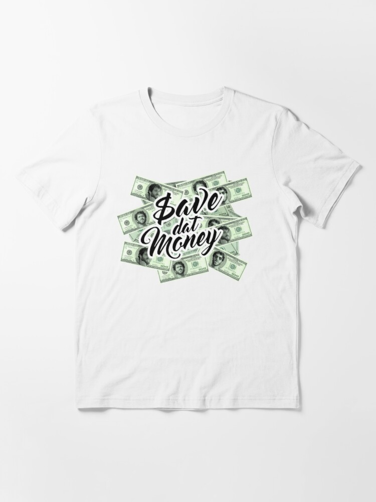 Alternate view of Lil Dicky Save dat Money Essential T-Shirt