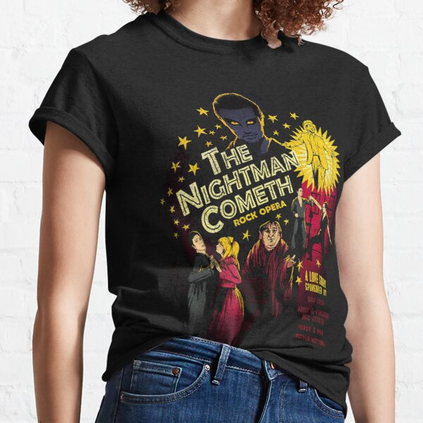 The Nightman Cometh Classic T-Shirt