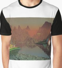 Commuter Flights on Talus 5 Graphic T-Shirt