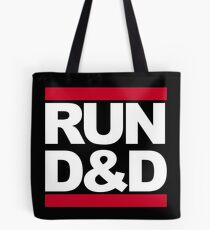 Run D&D Tote Bag
