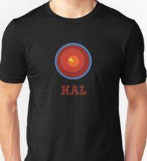 HAL 9000 Design T-Shirt