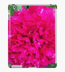 Grandmothers Peonies iPad Case/Skin