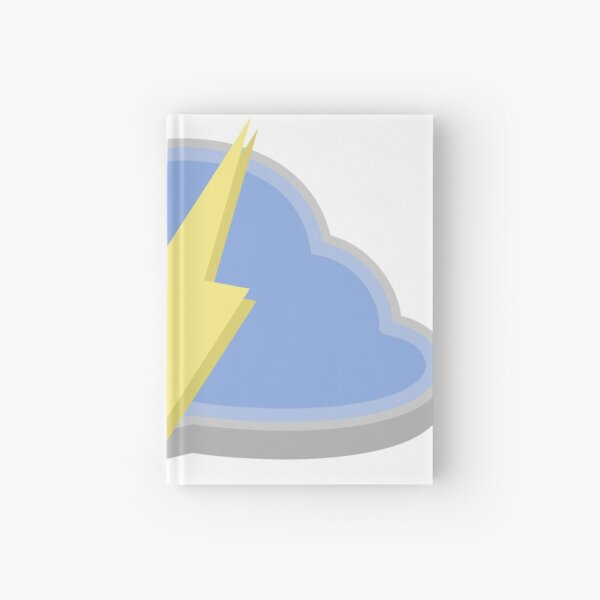 Rainstorm - Learning Unlimited Cloud Hardcover Journal