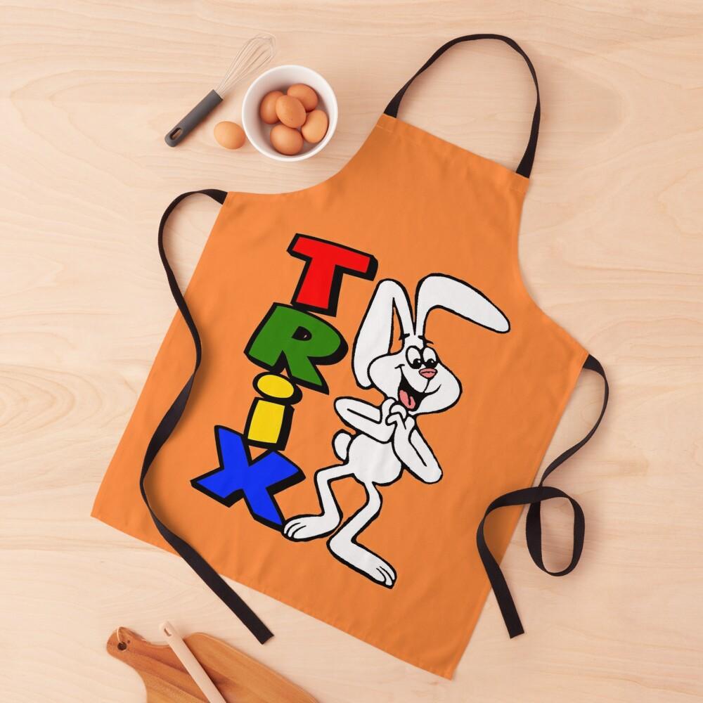 Trix Rabbit Apron