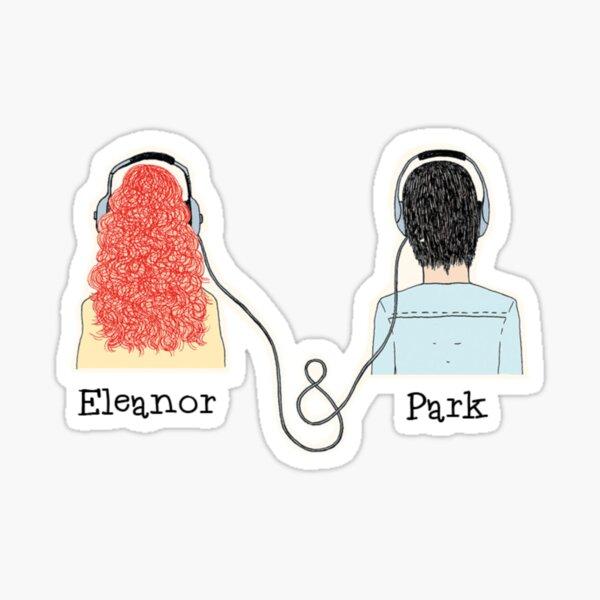 E&P - Eleanor and Park Sticker