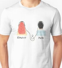 E&P - Eleanor and Park Unisex T-Shirt