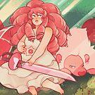 «Cuarzo rosa» de mintlark