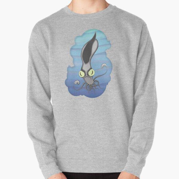 Tough Squid Pullover Sweatshirt