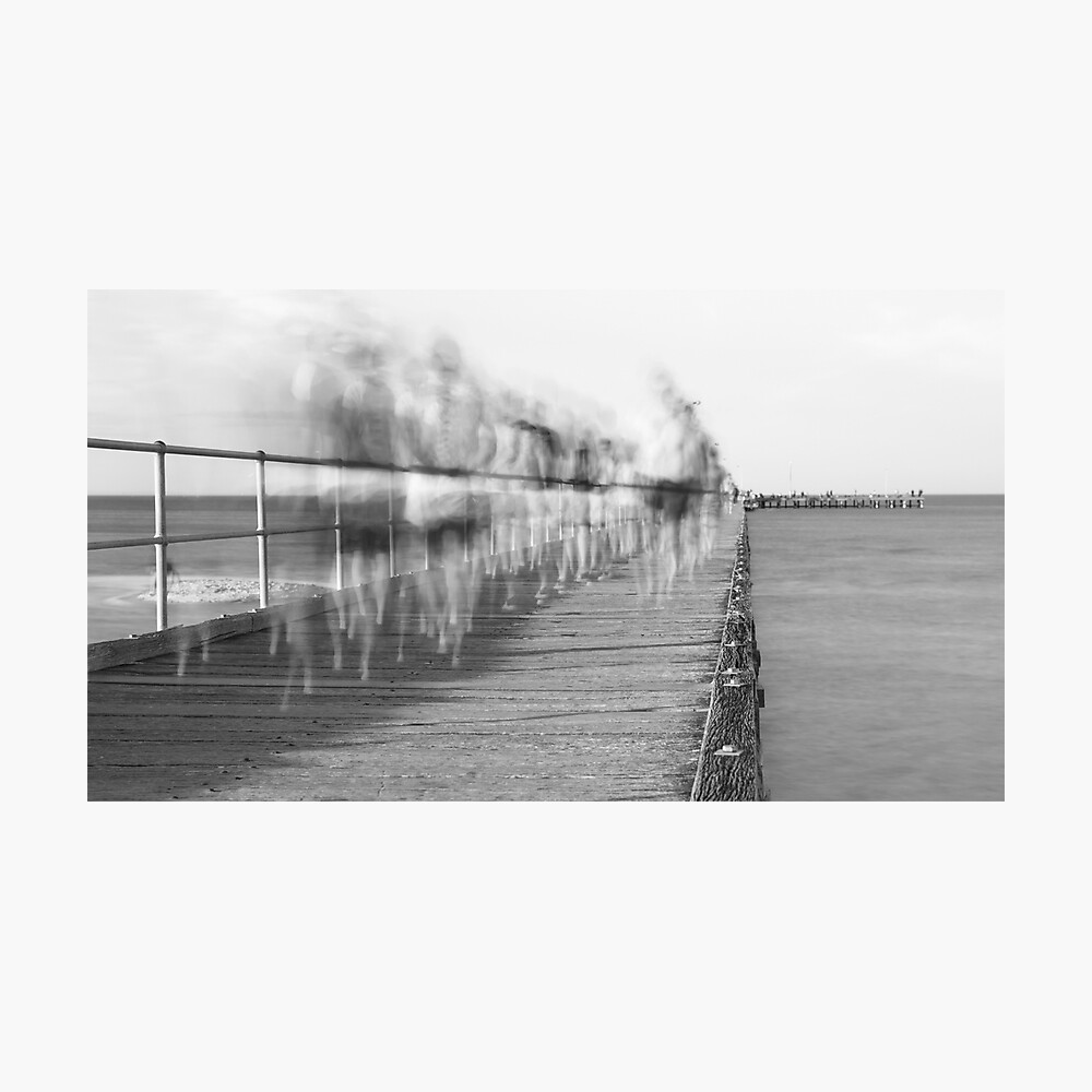 Rye Pier Photographic Print