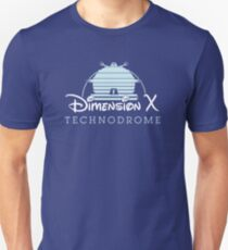 The Happiest Place in Dimension X T-Shirt