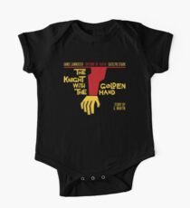 The Knight with the Golden Hand One Piece - Short Sleeve
