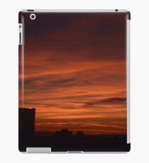 Glasgow West End iPad Case/Skin