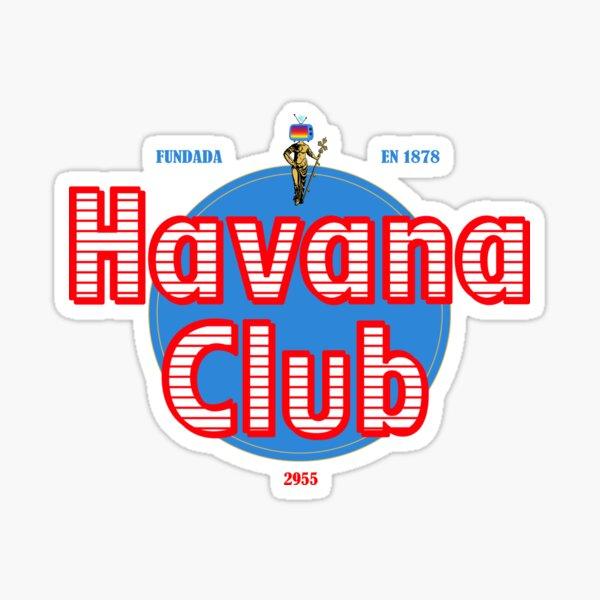Havana Club 2955 x Vuuple Comics Sticker
