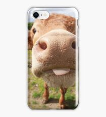 Cheeky Cow! iPhone Case/Skin