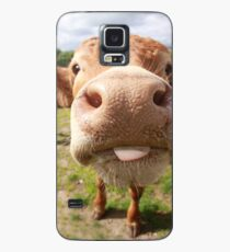 Cheeky Cow! Case/Skin for Samsung Galaxy
