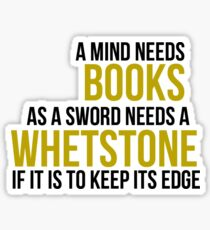 GAME OF THRONES - BOOKS Sticker
