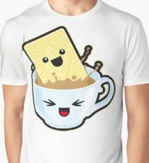 Tea Time Graphic T-Shirt