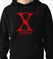 X Japan Pullover Hoodie