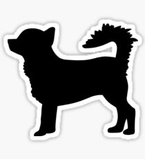 Chihuahua Dog Sticker
