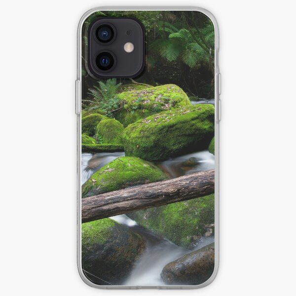 Forest Mosses iPhone Soft Case