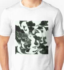 Pittbull Swirl Collage Unisex T-Shirt