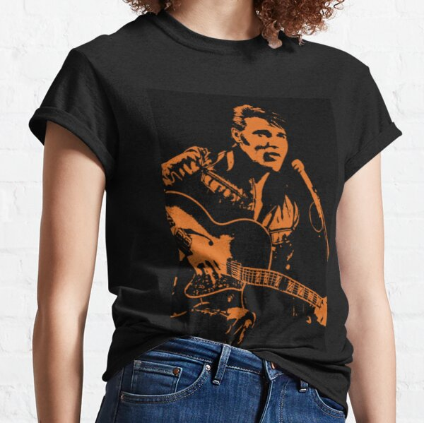 Elvis Presley amor Camiseta clásica