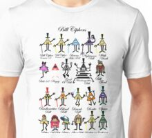 Bill Cipher Statistics. Unisex T-Shirt