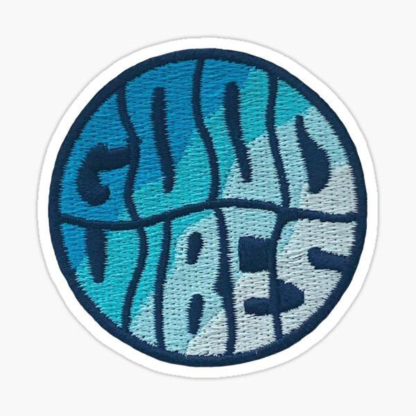 Vibes Patch Sticker