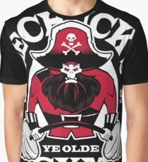 Ye Olde Gym Graphic T-Shirt