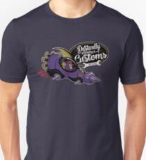 Dastardly Wacky Customs T-Shirt