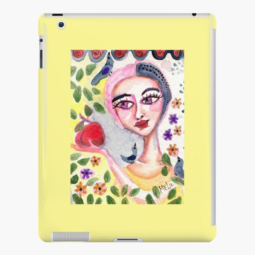 The Gardener iPad Case & Skin