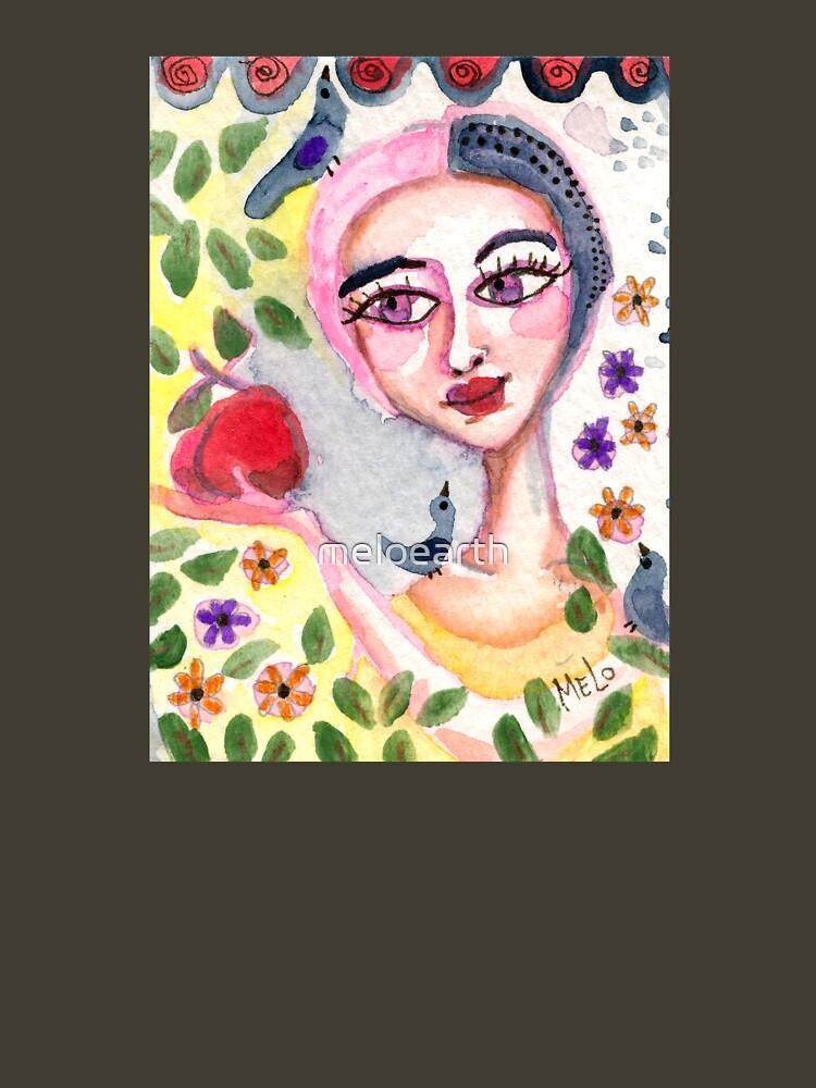 The Gardener by meloearth