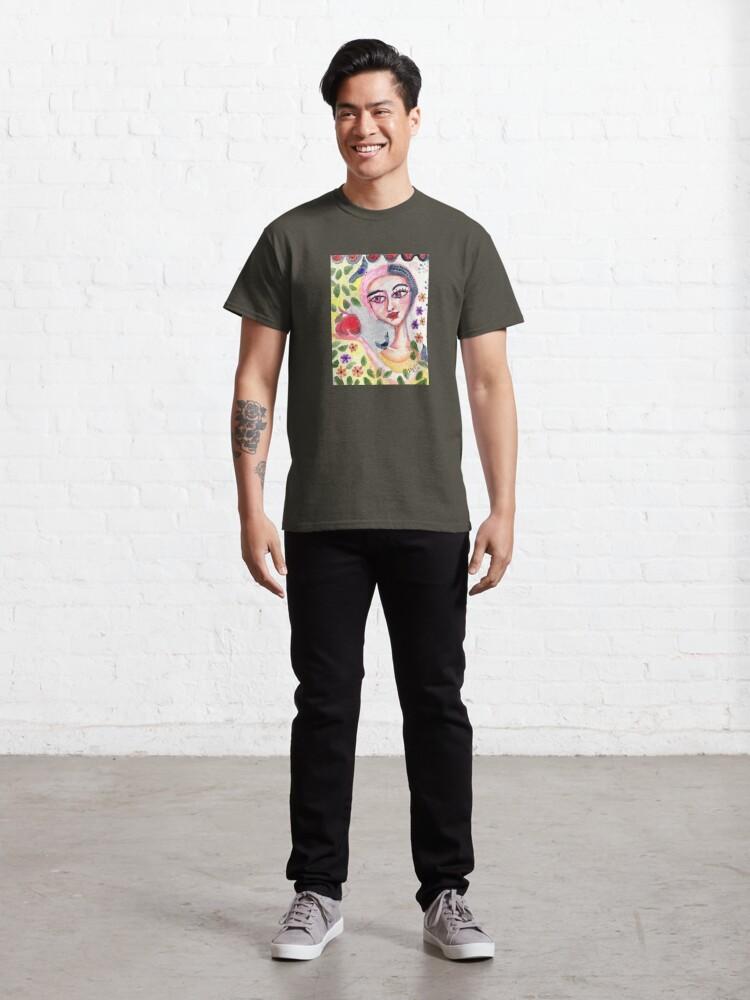 Alternate view of The Gardener Classic T-Shirt