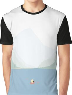 KANO SEJLADS Graphic T-Shirt
