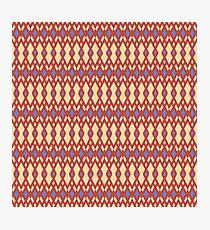 Pattern Ten Photographic Print