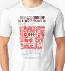 Coffee to go! Unisex T-Shirt