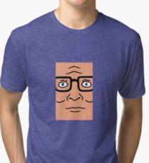 Hank Hill  Tri-blend T-Shirt