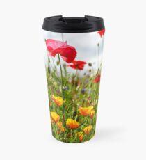 Wildflower Meadow Travel Mug