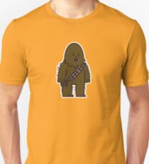 Mitesized Wookie Unisex T-Shirt
