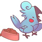 Rude Bird- Screamer by devilsbakery