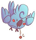 Rude Bird- Rejected by devilsbakery
