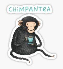 Chimpantea Sticker